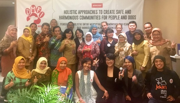 Collaborative Efforts to Tackle the Dog Meat Trades in Java, Indonesia